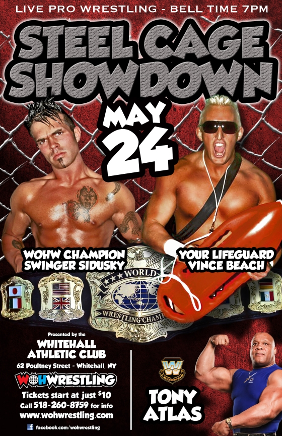 Steel Cage Showdown